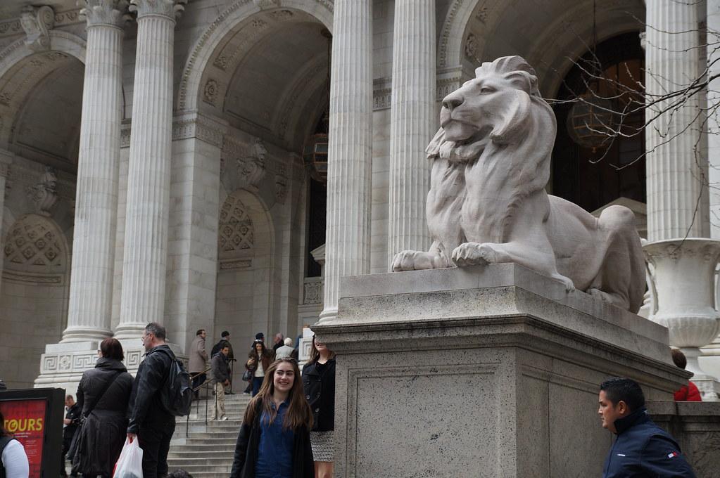 New York Public Library, 5th Avenue & 42nd Street | Jeffrey