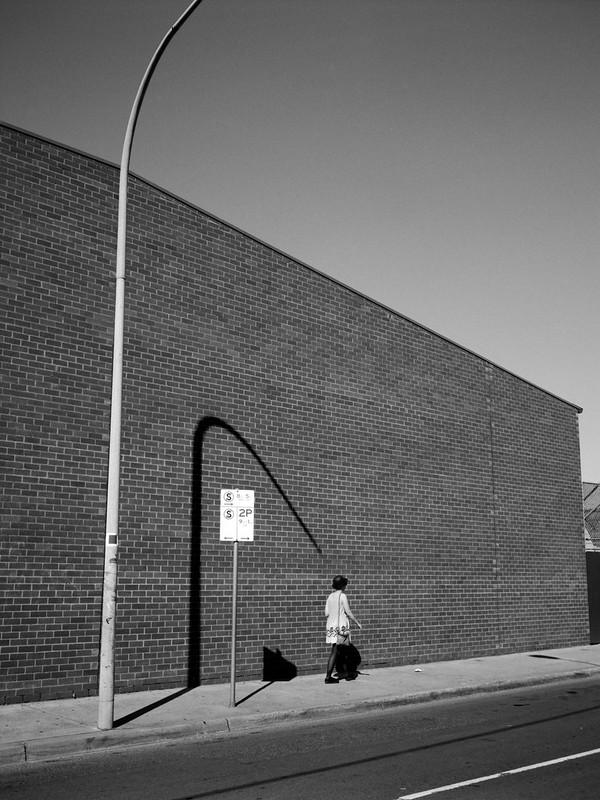 Capital city minimalism in street photography