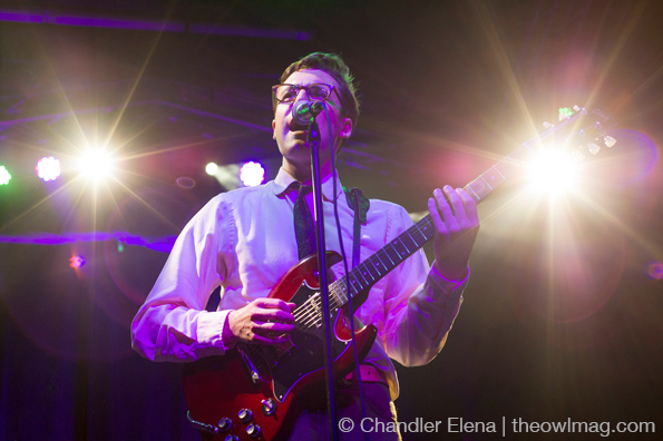 Nick Waterhouse @ The Observatory, Santa Ana 03-22-2013 02