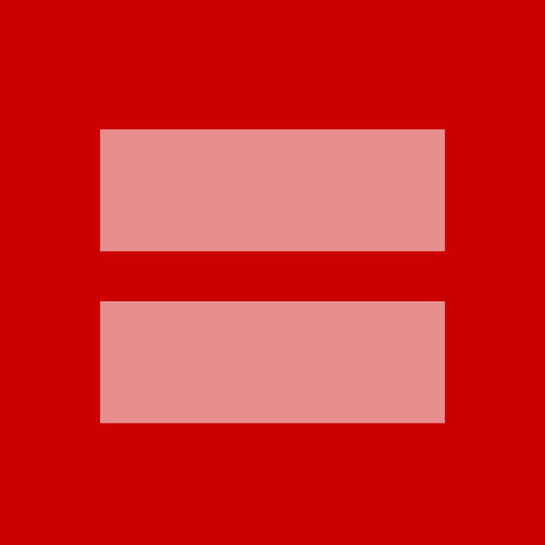 HRC marriage equality sign