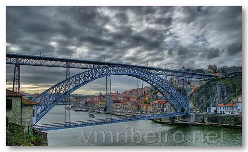 Ponte D. Luis I by VRfoto