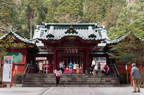 箱根神社/箱根日帰り旅行