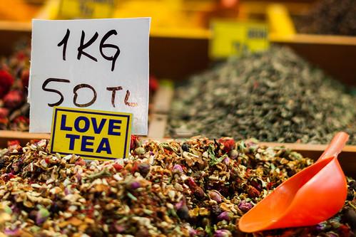 Love Tea; copyright 2013: Georg Berg