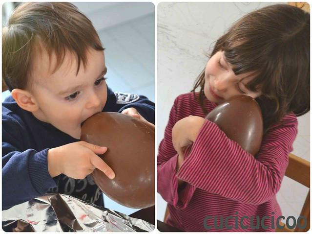 love those chocolate easter eggs!
