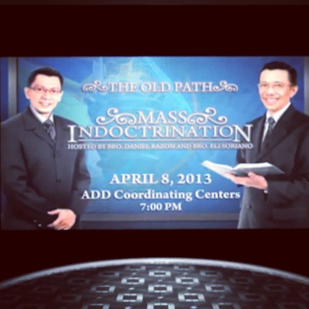 Ang dating daan coordinating center 6