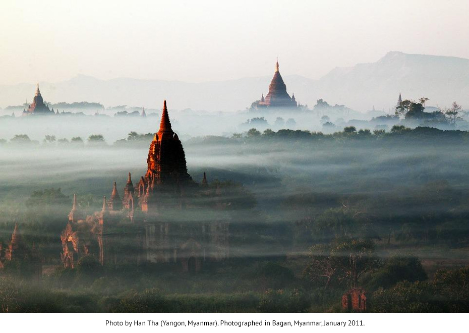 Smithsonian Magazine 2012 Photography Contest - 'Travel'