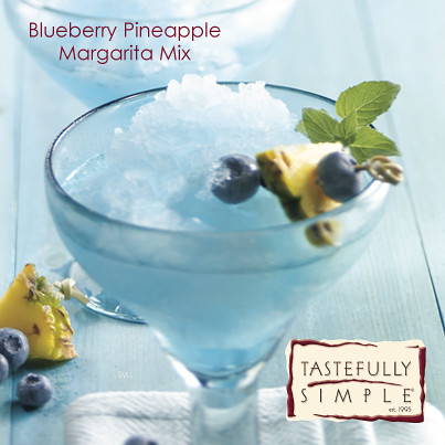 BlueberryPineappleMargarita403x403 by NLeasure_TastefullySimple