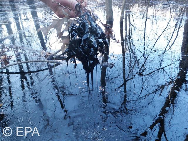 (E13611) Exxon Pipeline Mayflower Arkansas Oil Spill
