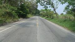 dirt road(0.0), asphalt(1.0), highway(1.0), road(1.0), lane(1.0), controlled-access highway(1.0), shoulder(1.0), road surface(1.0), infrastructure(1.0),