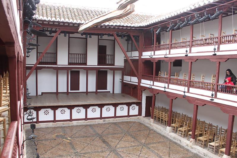 Corral de Comedias. Autor José Manuel Torrejón