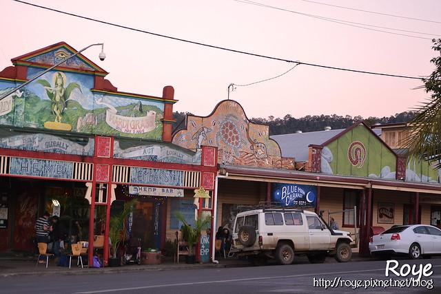 Australia, Nimbin