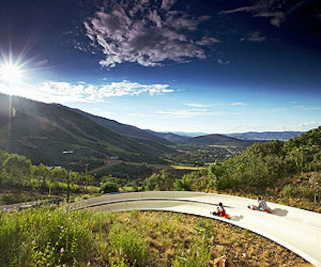 Park City Mountain Resort summer