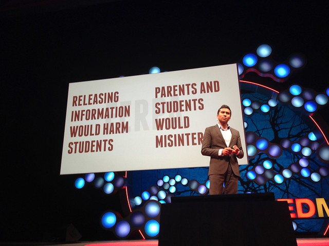 In 60s FERPA law opened up access for students to see their records. Why do we still not have same in healthcare #tedmed