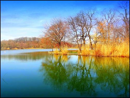 lake newyork brooklyn image prospectpark bestcapturesaoi elitegalleryaoi dmitriyfomenko sprimg32013