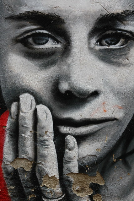 Graffiti precioso