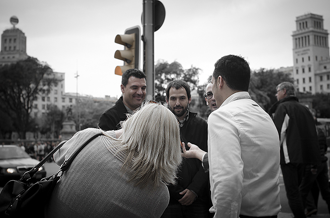 Emilio Chuliá, Gabriel Samper, Jose Antonio Martos, Jose Antonio Consentino