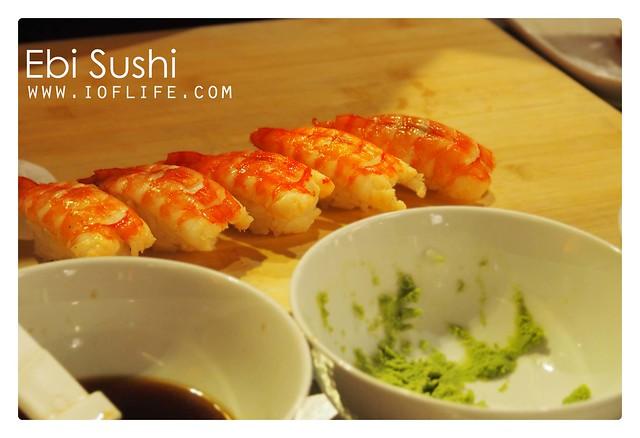 ebi sushi prep umaku