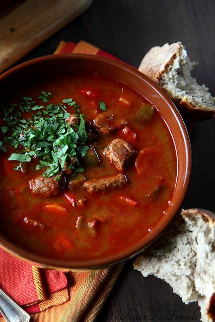 Hungarian Beef Goulash | Flickr - Photo Sharing!