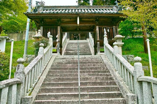 甲弩神社 #3
