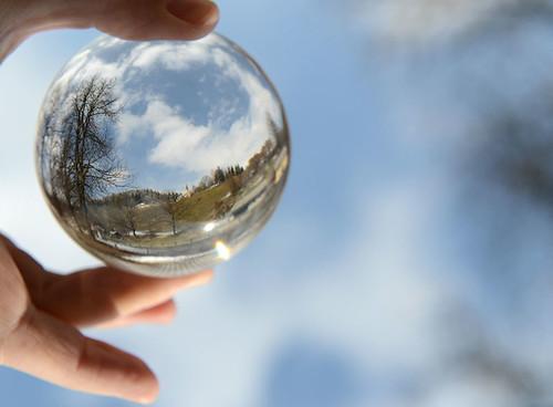 ball kugel crystalball kristallkugel