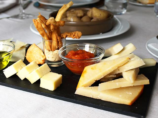 Cheese, Gran Canaria