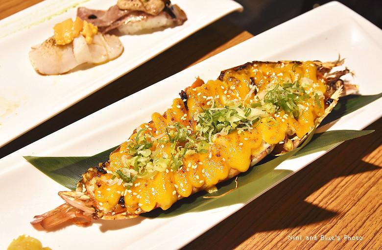 台中公益路日式料理桀壽司無菜單料理海鮮美食餐廳35