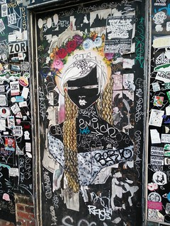 Arte callejero en Capitol Hill