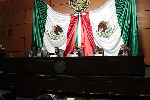 El día 16 de agosto del 2016 se llevó a cabo en la H. Cámara de Diputados el Foro internacional: Estado de México, Estado feminicida.