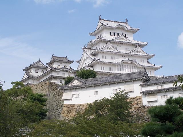 姫路城(改修後)