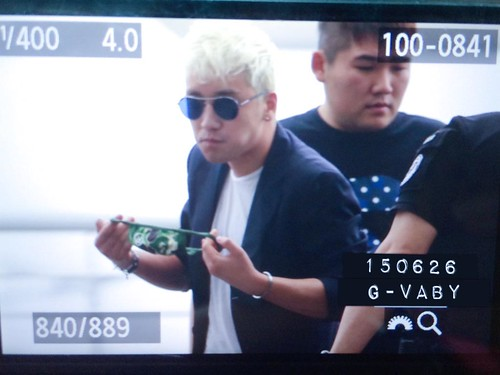 Big Bang - Incheon Airport - 26jun2015 - G_Vaby - 01