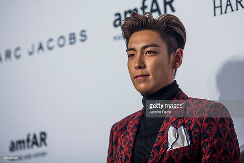 TOP - amfAR Charity Event - Red Carpet - 14mar2015 - Getty Images - 07