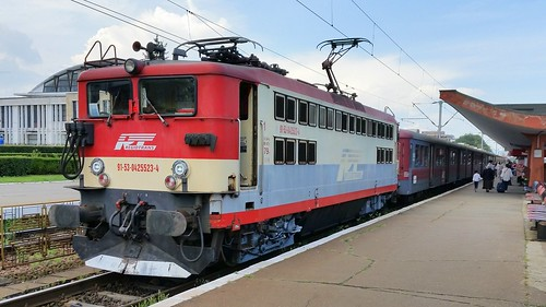 public trainsport railways train diesel steam locomotive cfr romania electric 91 53 04255234 romanian