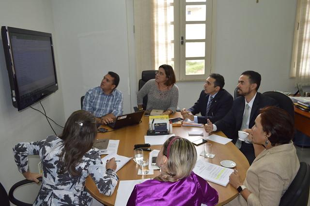 Agenda de Reuniões e Visitas - Setembro 2016