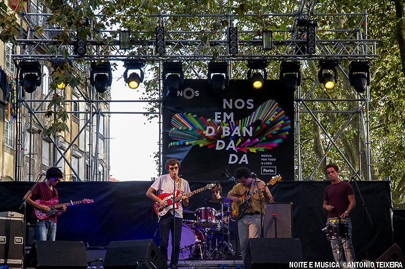 Old Yellow Jack - NOS em D'Bandada '16