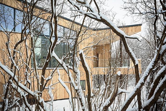 Residential architecture in Finland