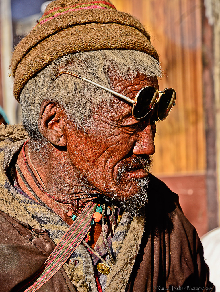 portrait photography at Leh city
