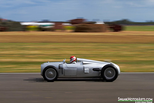 Auto Union Type A by autoidiodyssey