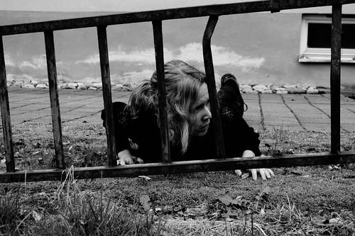 Vanjavit Taavenikus foto av sin syster