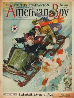 American Boy Magazine Winter Fun