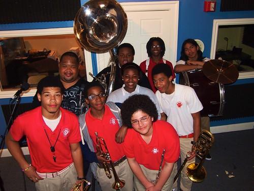Cuttin' Class - Red Wolf Brass Band