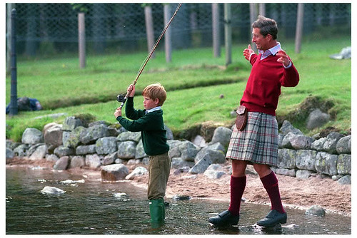 1988 Prince Charles and Prince William 2