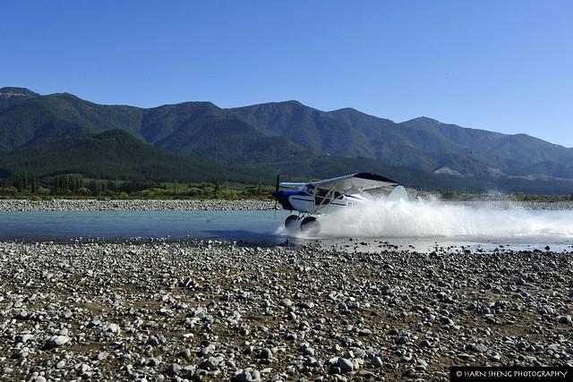 Wairau River landing