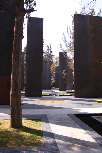 Memorial a las Víctimas de la Violencia en México