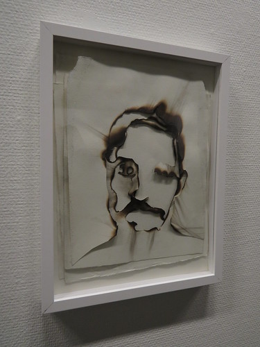 Johan Gaellman: Selfportrait