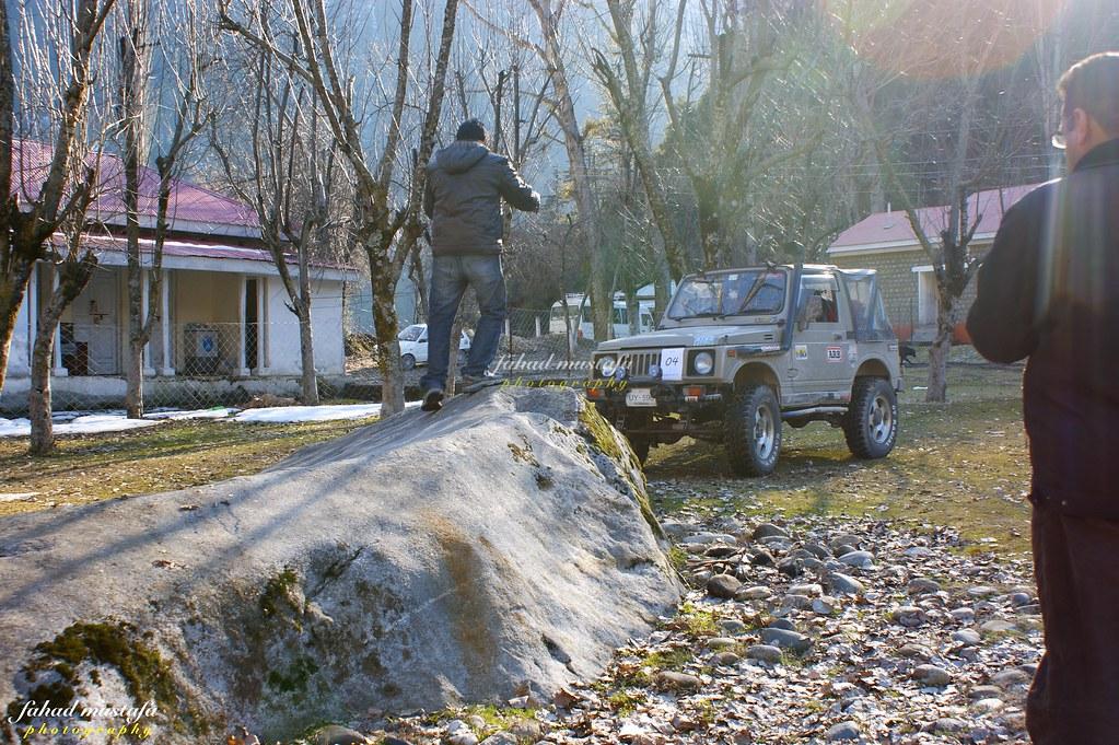 Muzaffarabad Jeep Club Neelum Snow Cross - 8468207607 8c142767b8 b
