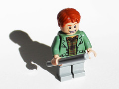 LEGO Harry Potter The Burrow (4840) - Arthur Weasley