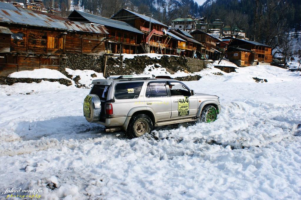 Muzaffarabad Jeep Club Neelum Snow Cross - 8470958077 32a611ebc2 b
