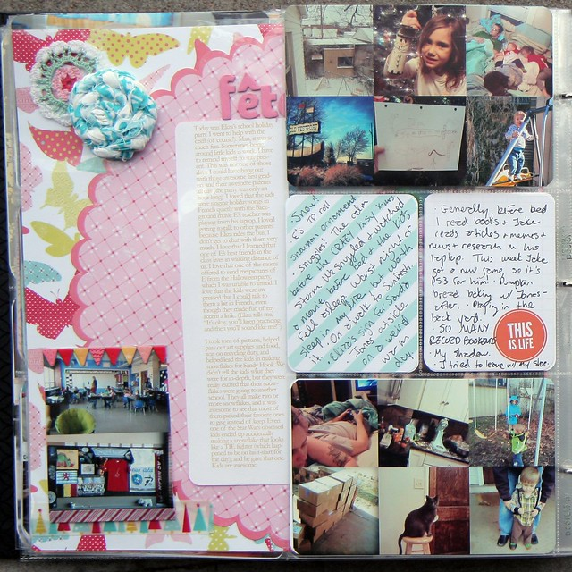 Project Life 2012 | Week 51