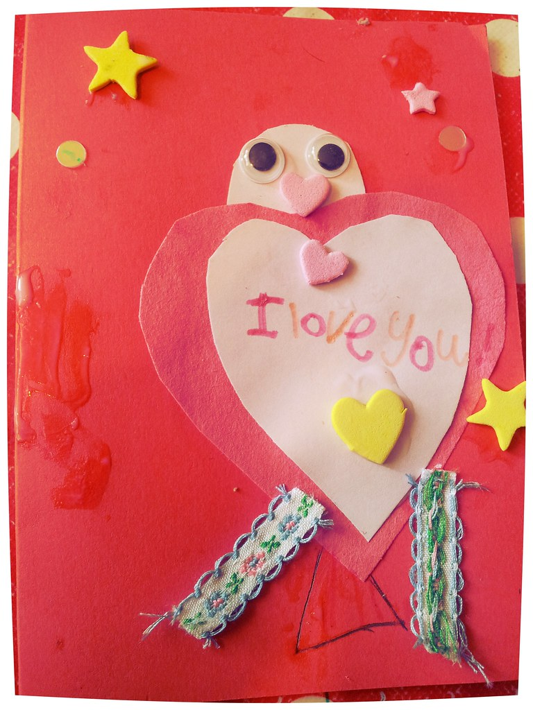 , Valentine's Day Love Bird Cards
