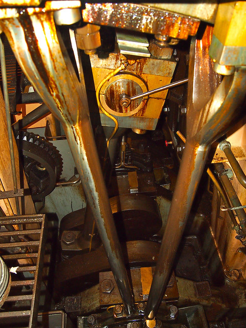 Spaceship Engine Room: Fim Friday: SS Jeremiah O'Brien (Titanic